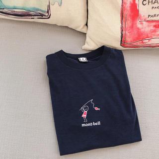 モンベル(mont bell)のmontbell  Tシャツ(Tシャツ/カットソー)