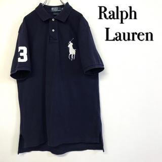 POLO RALPH LAUREN - 美品  Ralph Lauren ビッグポニー ポロシャツ