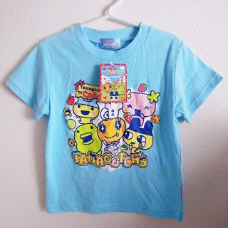 バンダイ(BANDAI)の懐かしの たまごっち Tシャツ 半袖(Tシャツ/カットソー)