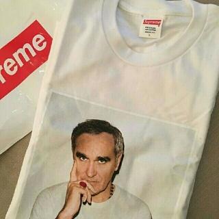 Supreme - supreme Morrissey tee