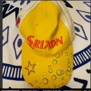 スリクソン(Srixon)のSRIXON ゴルフ キャップ(その他)