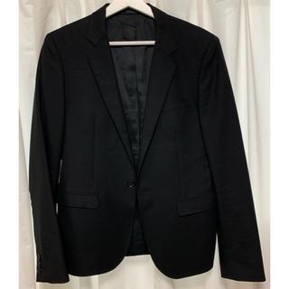 ハレ(HARE)のHARE テーラードジャケット 黒 ブラック Mサイズ メンズ ウール ハレ(テーラードジャケット)
