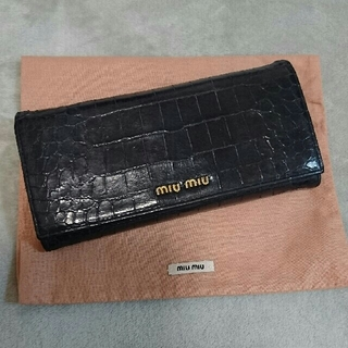 miumiu - miu miu 財布
