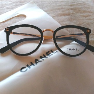 シャネル(CHANEL)のCHANEL メガネ フレーム サングラス(サングラス/メガネ)