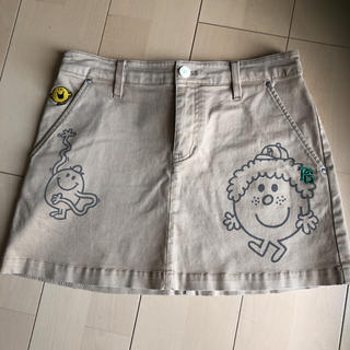 PEARLY GATES - 美品 パーリーゲイツ MR MEN LITTLE MISS スカート
