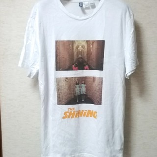 H&M - H&M スタンリックキューブリック映画  SHINING シャイニング Tシャツ