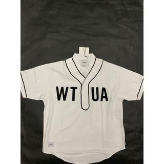 WTAPS LEAGUE SS ベースボールシャツ