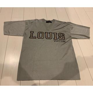 ルイヴィトン(LOUIS VUITTON)の最終出品!louis vuitton ヴィトン Tシャツ バスケット(Tシャツ/カットソー(半袖/袖なし))