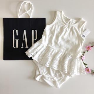 babyGAP - 新品♡新作♡baby gap♡ロンパース 刺繍/ユニクロ  ラルフローレン 他