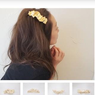 Ron Herman - Lui jewelry 完売バレッタ