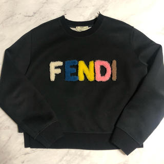 フェンディ(FENDI)のFENDI スウェット(トレーナー/スウェット)