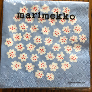 マリメッコ(marimekko)の【h.t.さま専用】marimekko ペーパーナプキン (日用品/生活雑貨)