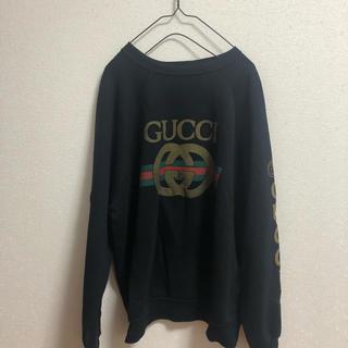 グッチ(Gucci)のGucci bootleg トレーナー スウェット(スウェット)