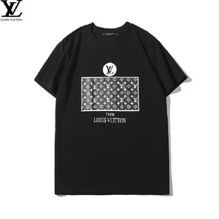 ルイヴィトン(LOUIS VUITTON)のLouis vuitton 人気商品 最高品質 男女兼用 Tシャツ(Tシャツ/カットソー(半袖/袖なし))
