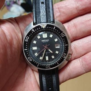 セイコー(SEIKO)のセイコーセカンドダイバー 植村直己モデル完全オリジナル(腕時計(アナログ))