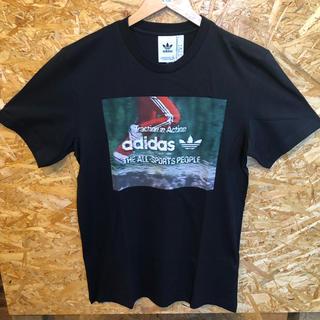 アディダス(adidas)のadidas Tシャツ 70s CMフォト 新品、未使用(Tシャツ/カットソー(半袖/袖なし))