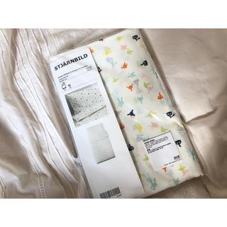 イケア(IKEA)のIKEA ベビーシーツ(シーツ/カバー)
