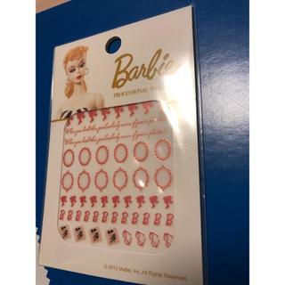 バービー(Barbie)の新品ネイルシール(ネイル用品)