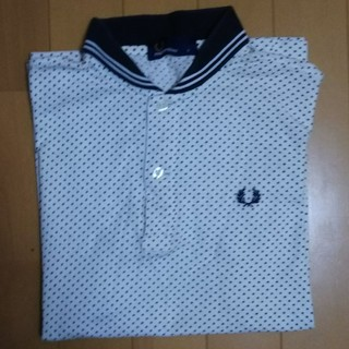 FRED PERRY - FRED PERRY ポロシャツ ドット