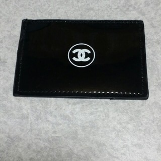 シャネル(CHANEL)のCHANEL シャネル ノベルティ カードケース(パスケース/IDカードホルダー)