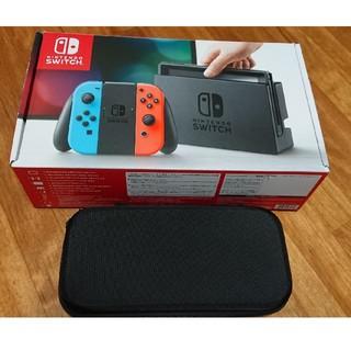 Nintendo Switch - 任天堂スイッチ本体&専用ケースセット 即購入大歓迎