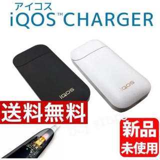 アイコス(IQOS)のiQOS アイコス ポケット チャージャー ネイビー 新品未使用(タバコグッズ)