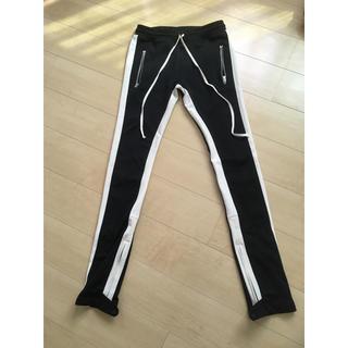 フィアオブゴッド(FEAR OF GOD)のFear of god double striped pants M(その他)