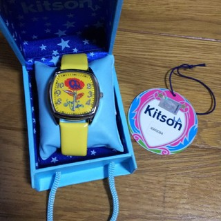7bffa983e3 キットソン 腕時計(レディース)の通販 85点   KITSONのレディースを買う ...