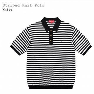 Supreme - supreme   knit polo