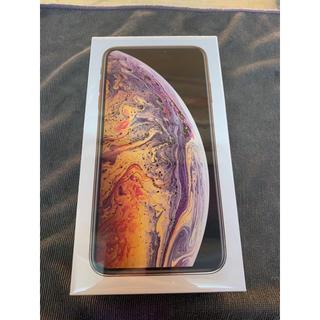 iPhone - iPhone  Xs MAX ドコモ 512 ゴールド