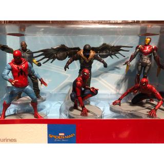 MARVEL - スパイダーマン ホームカミング フィギュアセット