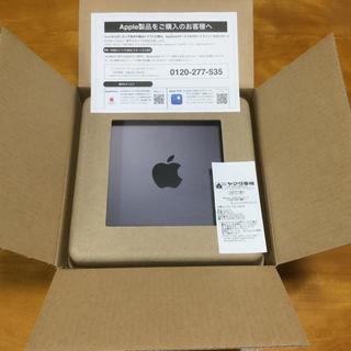 アップル(Apple)の新品未使用  Mac mini MRTR2J/A  AppleCare+(デスクトップ型PC)