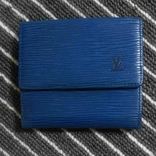 ルイヴィトン(LOUIS VUITTON)の専用  良品☆【正規品】ルイヴィトン エピ折り財布(折り財布)