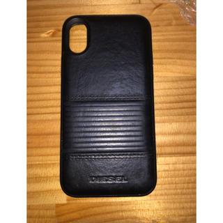 ディーゼル(DIESEL)のDIESEL iPhone Xケース(iPhoneケース)