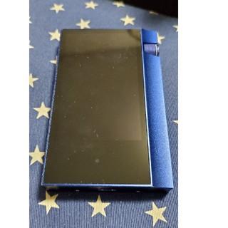 アイリバー(iriver)のak70 astell&kern アイリバー true blue 1000台限定(ポータブルプレーヤー)