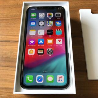 iPhone - iPhone X 64GB SIMフリー 傷なし美品