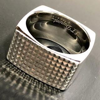 デュポン(DuPont)のS.T.デュポン 指輪 SV925/デュポン シルバーリング/デュポン リング(リング(指輪))