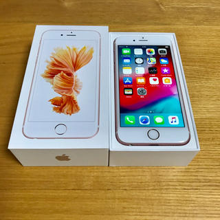 Apple - ★Apple iPhone6s 64GB SIMフリー バッテリー100%