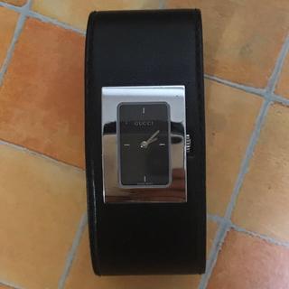 Gucci - 【正規品】GUCCI グッチ 革ベルト 時計