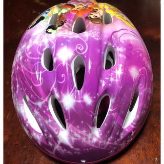 ディズニー(Disney)のディズニー プリンセス 子供用 ヘルメット 輸入品(ヘルメット/シールド)