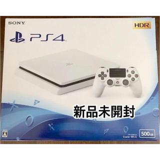 PlayStation4 - PlayStation4 ホワイト 500GB CUH-2200AB02