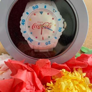 コカコーラ(コカ・コーラ)のコカコーラ 腕時計(腕時計(アナログ))