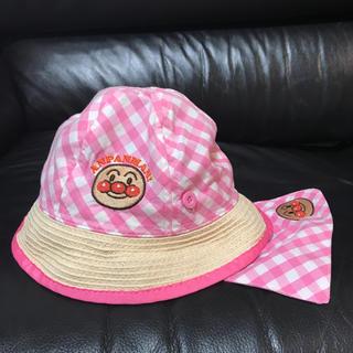 アンパンマン(アンパンマン)のアンパンマン 帽子 50 cm(帽子)