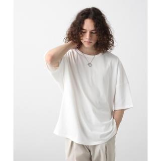 ハレ(HARE)のHARE BIGシルケットカットソー Tシャツ(Tシャツ/カットソー(半袖/袖なし))