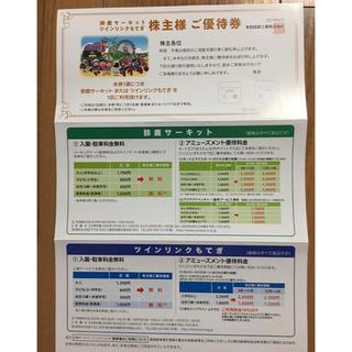 ホンダ(ホンダ)の最新 本田技研工業株主優待券(遊園地/テーマパーク)