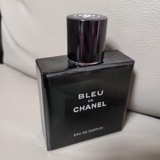 シャネル(CHANEL)のシャネル ブルードゥ50ml(香水(男性用))