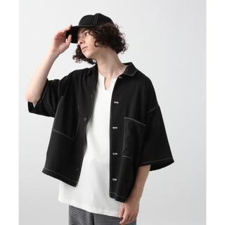 ハレ(HARE)のHARE ステッチシャツ(シャツ)