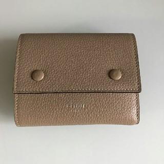 セリーヌ(celine)のセリーヌ 三つ折り財布 デューン(折り財布)