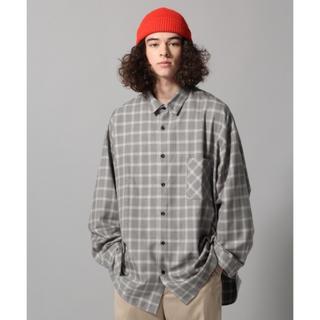 ハレ(HARE)のHARE BIGウインドペンシャツ(シャツ)