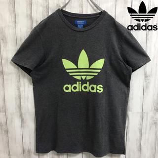 アディダス(adidas)の90s 古着 adidas アディダス スウォッシュ デカロゴ  Tシャツ(Tシャツ/カットソー(半袖/袖なし))